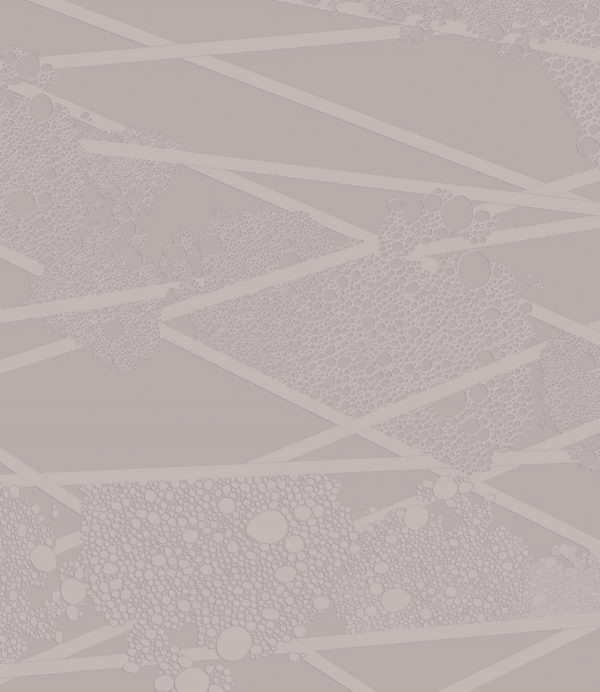 reljefne linije tapete za dnevnu sobu