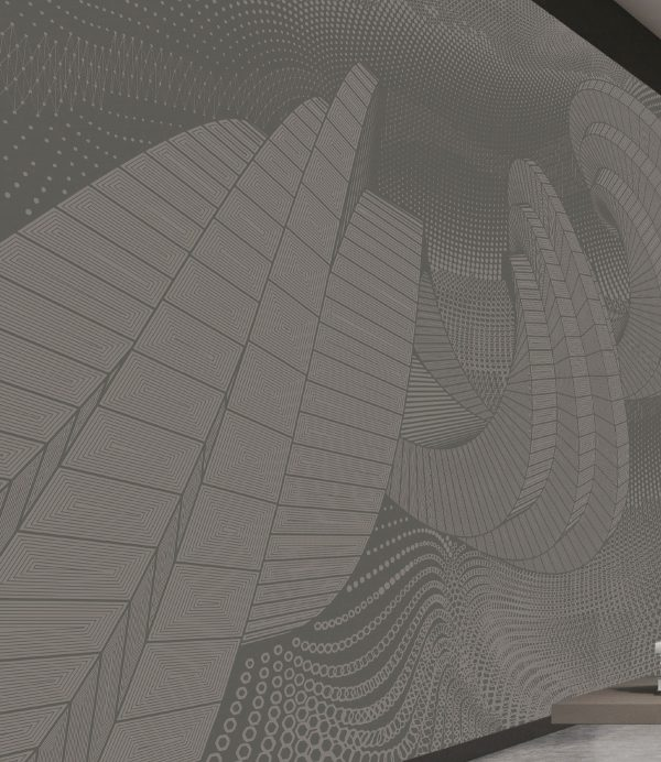 spirala 3d tapeta