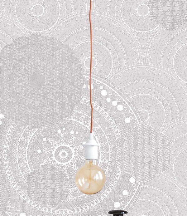 taktilne tapete ornamenti