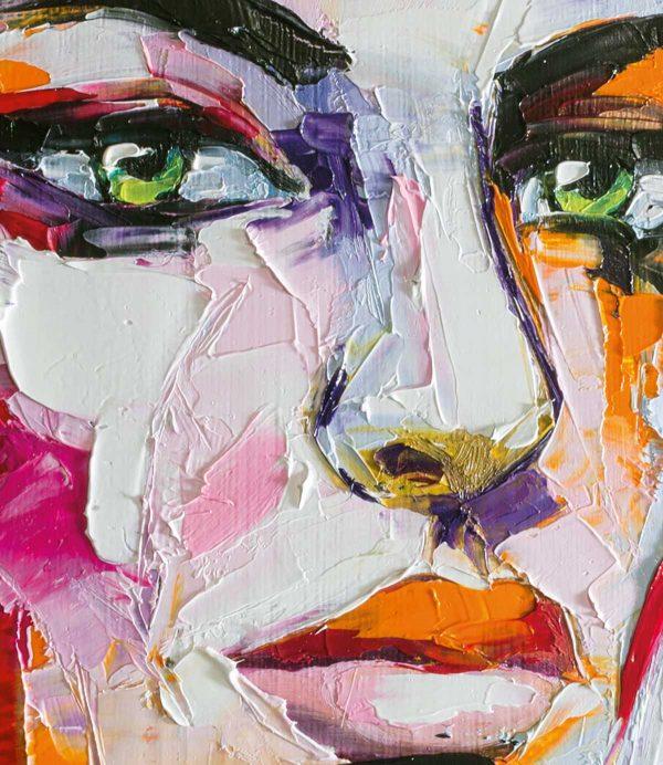 devojka sa zelenim ocima