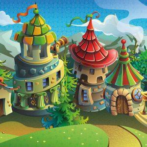 Sumski dvorac za decu tapeta u emisiji zdravo dete dr feelgood