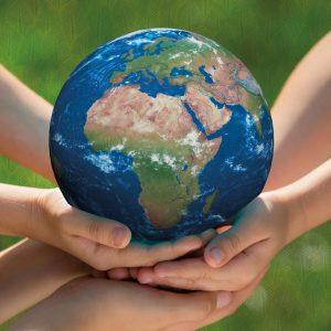 3d tapeta planeta zemlja