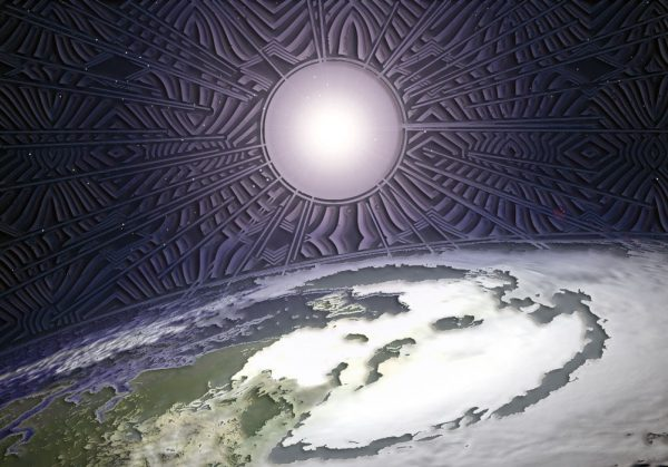sunce nad zemljom
