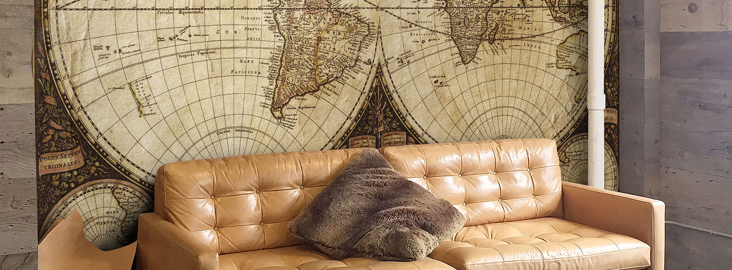 mapa sveta tapeta