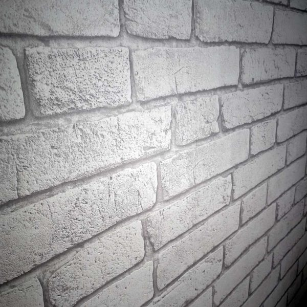 tapete Beli zid cigle